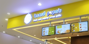Banh Beard Papa's 2 small