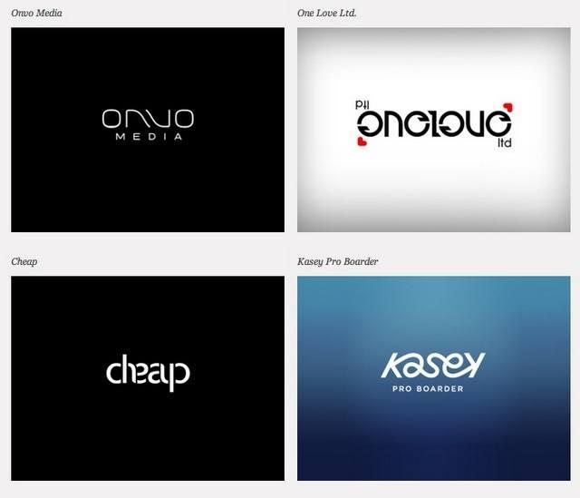 Ambigram - Nghệ thuật thiết kế logo chuyên nghiệp. 1
