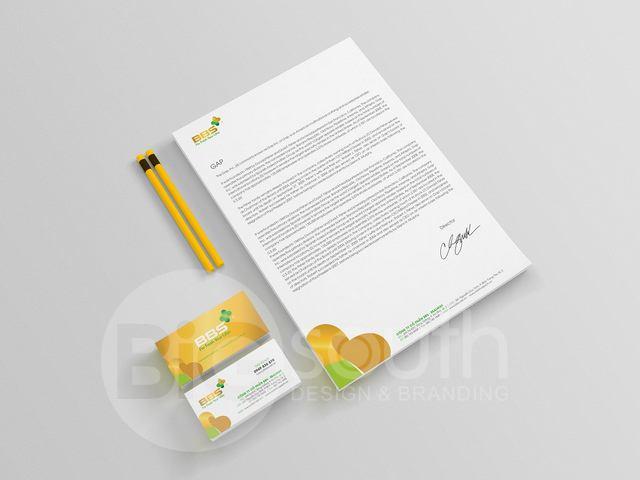 Thiết kế bộ nhận diện thương hiệu là đối tác của kinh doanh 3